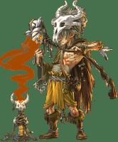 Шаман Горные кланы Warspear-Online